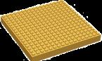 Плитка тактильная Квадратный Риф